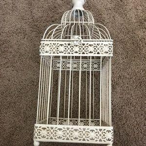 Vintage looking Bird cage